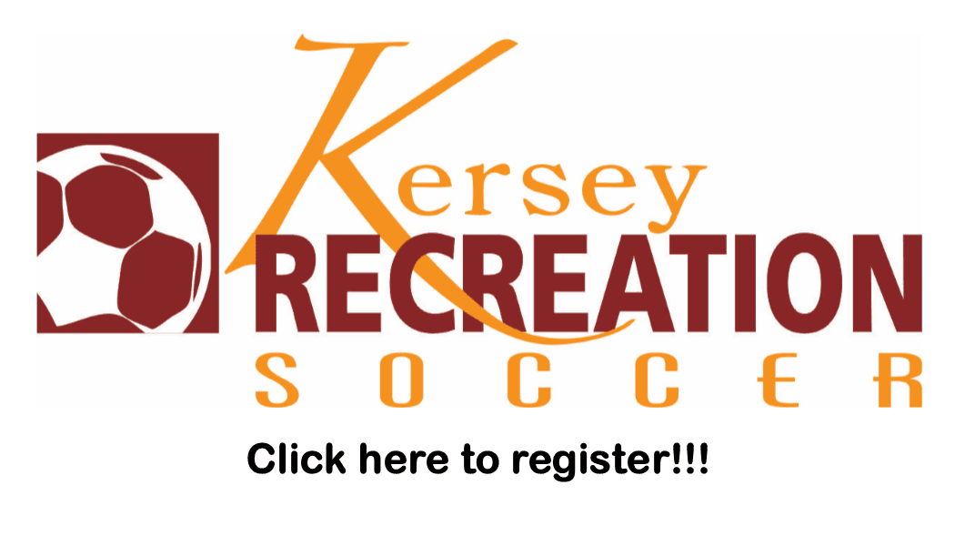 Soccer Registration Button