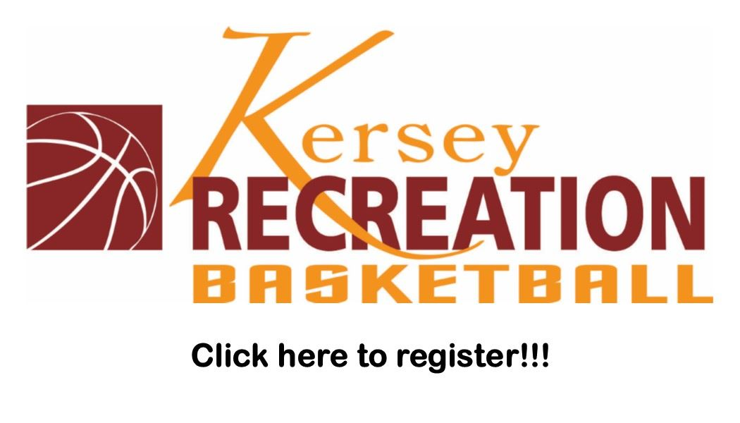 Basketball Registration Button
